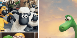 Animated Movies 2015