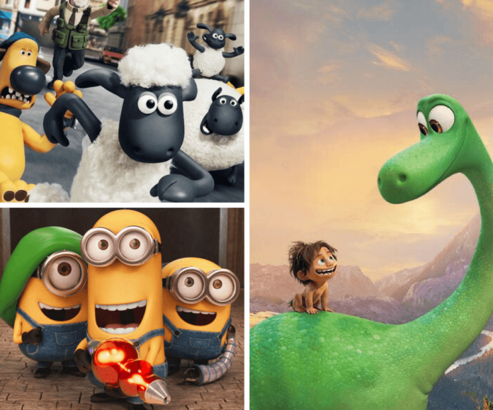 Animated Movies 2015