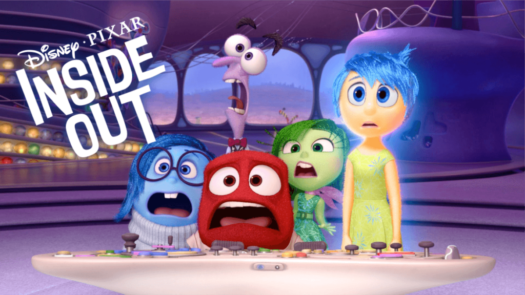 Inside Out | Animated Movies 2015 | Weeigy