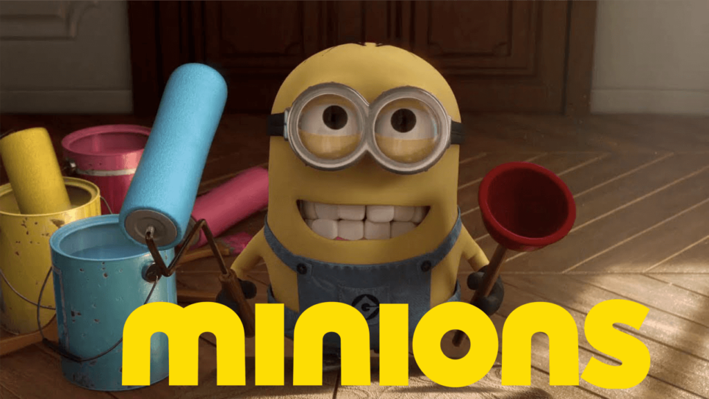 Minions | Animated Movies 2015 | Weeigy