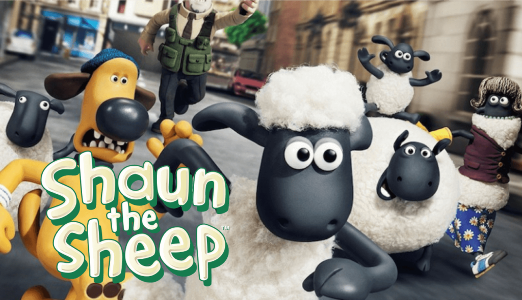 Shaun the Sheep | Animated Movies 2015 | Weeigy