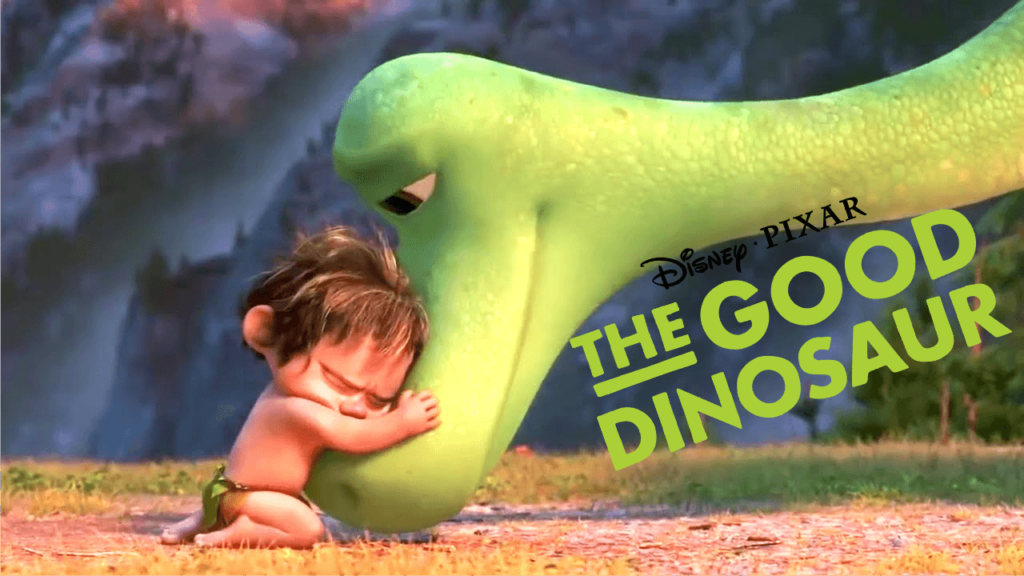 The Good Dinosaur | Animated Movies 2015 | Weeigy