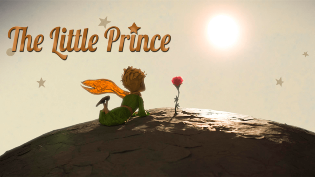 The Little Prince | Animated Movies 2015 | Weeigy