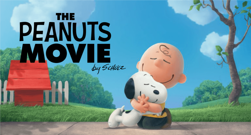 The Peanuts Movie | Animated Movies 2015 | Weeigy